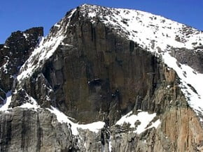 Image of Longs Peak (4 329 m / 14 203 ft)