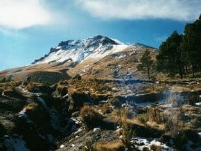 Image of La Malinche (4 462 m / 14 639 ft)
