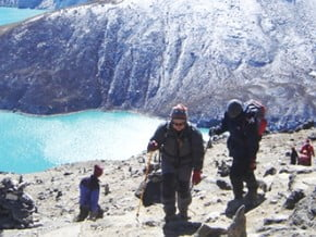 Image of Classical Route, Gokyo Ri (5 357 m / 17 575 ft)