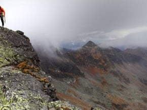Image of Martin's Route, Gerlach (2 655 m / 8 711 ft)