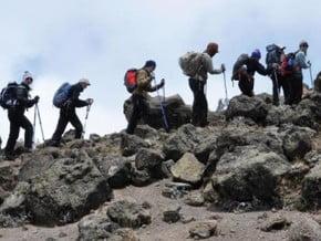 Image of Umbwe, Kilimanjaro (5 895 m / 19 341 ft)