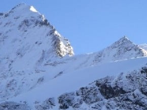 Image of Dent Blanche (4 357 m / 14 295 ft)