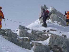Image of Normal Route, Mount Vinson (4 897 m / 16 066 ft)
