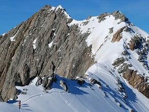 Image of Aiguille de la Berangère (3 425 m / 11 237 ft)