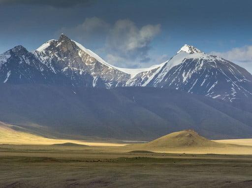 Kharkhiraa Turgen Mountain