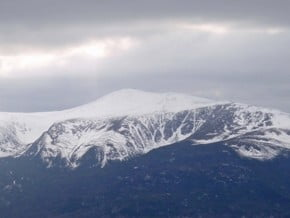 Image of White Mountains