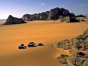 Image of Tibesti Mountains