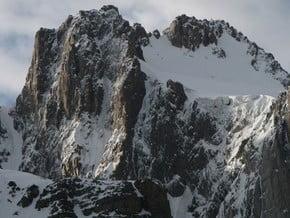 Image of Crown Peak, Korona (4 860 m / 15 945 ft)