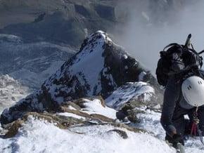Image of Furggen Ridge, Matterhorn (4 478 m / 14 692 ft)