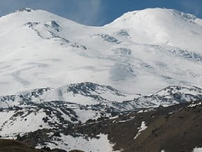 Image of North Normal Route, Mount Elbrus (5 642 m / 18 511 ft)