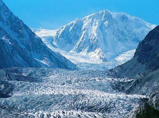Passu Peak 7478m Pakistan