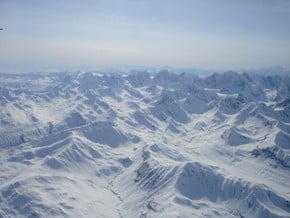 Image of Alaska Range