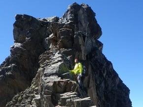 Image of Normal Route, Belalakaya (3 861 m / 12 667 ft)