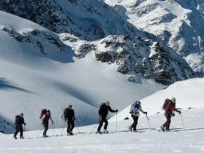Image of Ortler Ski Traverse, Alps