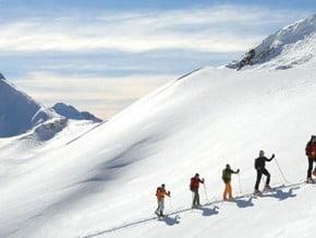 Image of Ski Touring in Kamchatka, Eastern Ridge