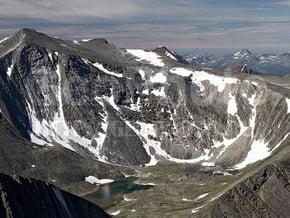 Image of Narodnaya (1 895 m / 6 217 ft)