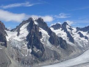 Image of Aiguille d'Argentière (3 900 m / 12 795 ft)