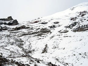 Image of Whymper Route, Chimborazo (6 310 m / 20 702 ft)