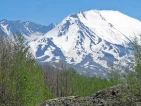 Image of Mount Saint Helens (2 550 m / 6 818 ft)