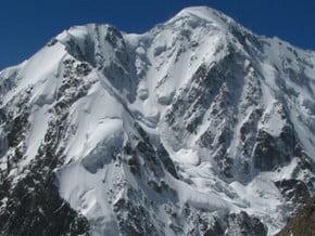Image of Shkhara (5 193 m / 17 037 ft)