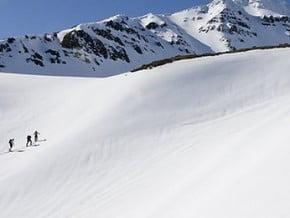 Image of Ski Touring Troll Peninsula