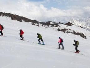 Image of Ski Tours North Side Elbrus, Caucasus Mountains