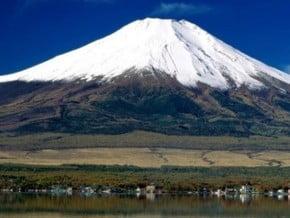Image of Fujiyama (3 776 m / 12 389 ft)