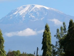 Image of Kilimanjaro (5 895 m / 19 341 ft)