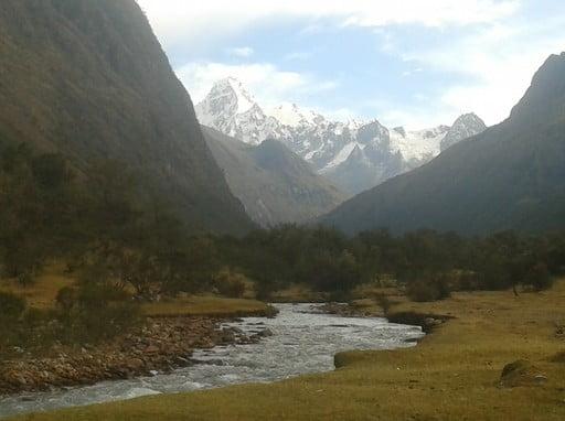 Santa Cruz - Llanganuco Trekking - Cordillera Blanca Peru