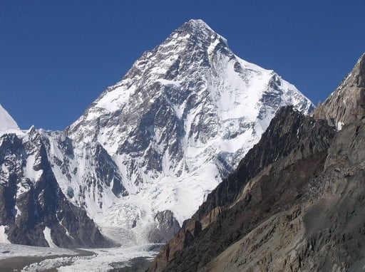 K2 (8616m) EXPEDITION - Pakistan
