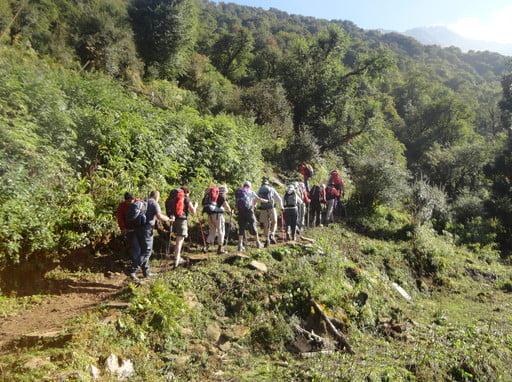 Annapurna Circuit Trek-17 Days with IFMGA Mountain Guide