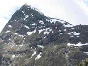 Image of South ridge, Hangerer (3 020 m / 9 908 ft)