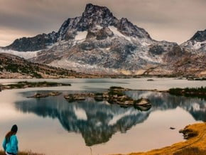 Image of Sierra High Route, North American Cordillera