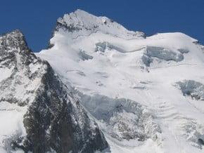 Image of Dome des Neiges (4 015 m / 13 173 ft)
