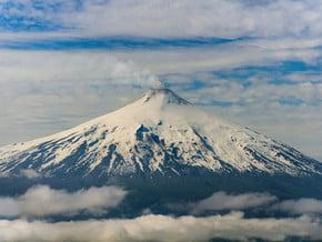 Image of Villarrica Volcano (2 860 m / 9 383 ft)