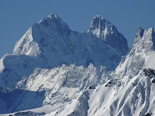Mount Ushba (4710m) guided ascent via Gabriel Khergiani route