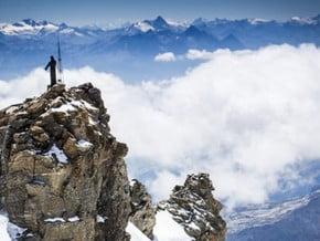 Image of Balmenhorn (4 167 m / 13 671 ft)