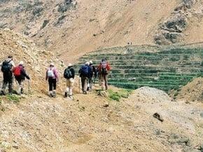Image of High Atlas Trek, Atlas Mountains