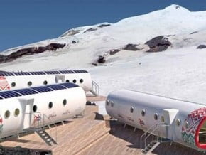 Image of South Normal Route, Mount Elbrus (5 642 m / 18 511 ft)