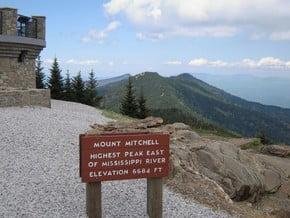 Image of Appalachian Mountains