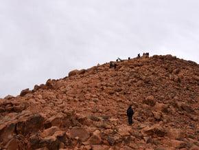 Image of Jabal Umm ad Dāmī (1 854 m / 6 083 ft)