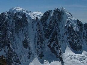 Image of Aiguille Verte (4 122 m / 13 524 ft)