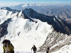 Image of Stok Kangri, Himalaya