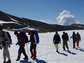 Image of North Summit via Aragats village, Aragats (4 094 m / 13 432 ft)