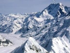 Image of Mount Cook Range