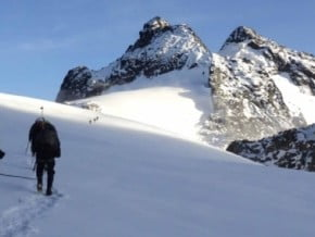 Image of Margerita Glacier, Mont Stanley (5 109 m / 16 762 ft)