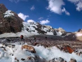 Image of Zamok (5 070 m / 16 634 ft)