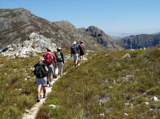 Perdekop Hiking Trail, Mont Rochelle Nature Reserve