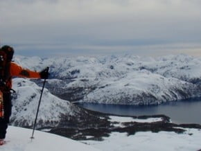 Image of Ski touring in Baguales and Volcanoes, Andes