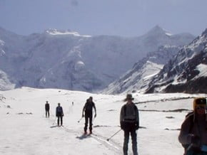 Image of Bezengi Skitour, Caucasus Mountains